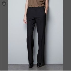 Kenneth Cole Straight Leg Trousers